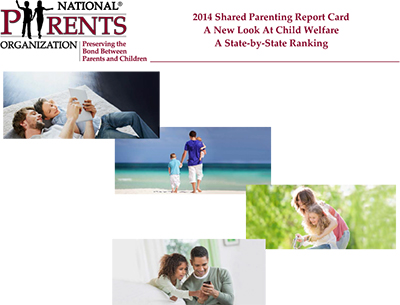 2014 Shared Parenting Report Card